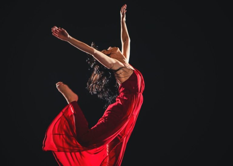 how to keep constant in your dance despite lacking motivation by Elizabeth Medina